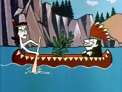 Rocky & Bullwinkle - Jet Fuel Formula (15) - The Inspector-Detector or A Kick in the Plants