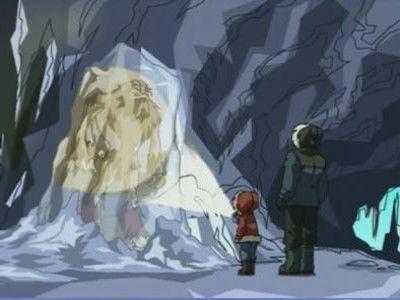 Danger in the Deep Freeze