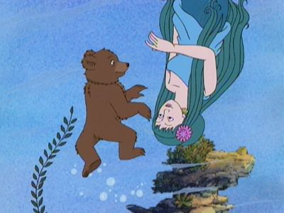 Little Bear's Mermaid