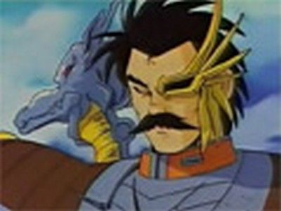 The Dragon Commander Baran tells... The Dragon Knight's mission!