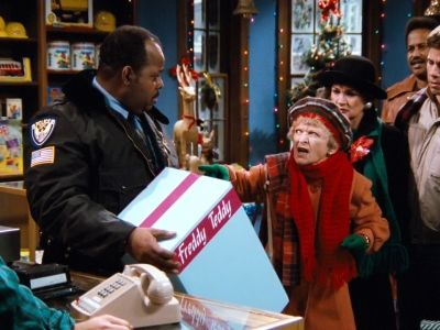 Have Yourself a Very Winslow Christmas
