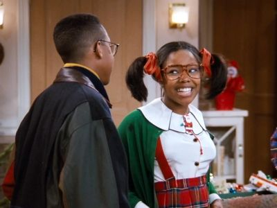 It's Beginning to Look a Lot like Urkel