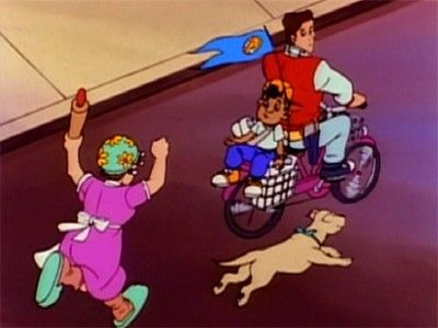 The Invasion of the Paper Pedalers