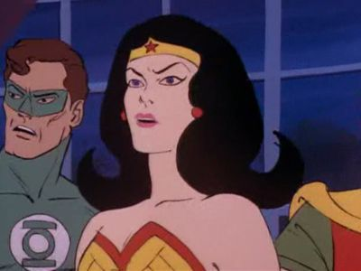 Trial of the Superfriends