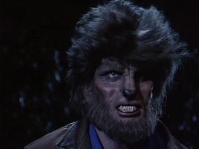 I Was a Middle Aged Werewolf