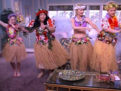 The Good, the Bad and the Luau