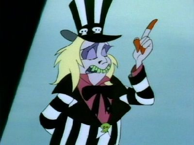 Mr. Beetlejuice Goes to Town