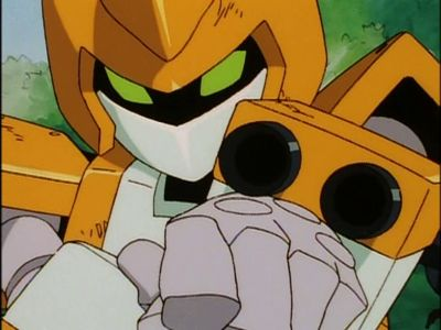 Stung by a Metabee