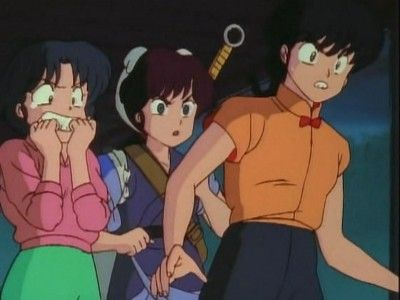 Ghost Story! Ranma and the Magic Sword