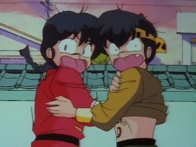 Ryoga the Strong... Too Strong