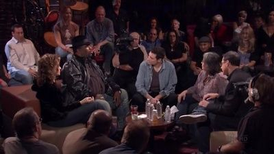 Bob Saget, Roseanne Barr, Sandra Bernhard, and Patrice O'Neal