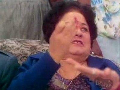 Mrs. Naugatuck in Love