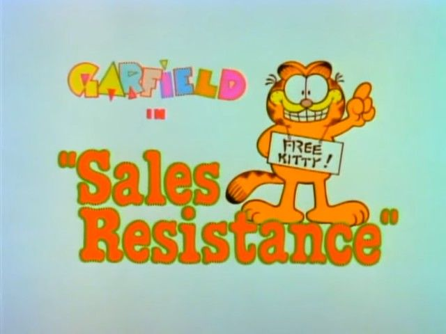 Best Garfield And Friends Episodes Episode Ninja