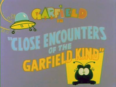 Close Encounters of the Garfield Kind