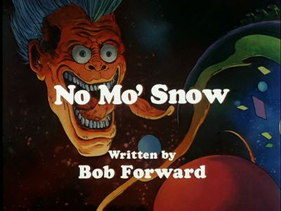 No Mo' Snow