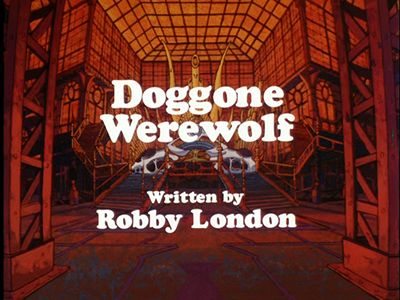 Doggone Werewolf