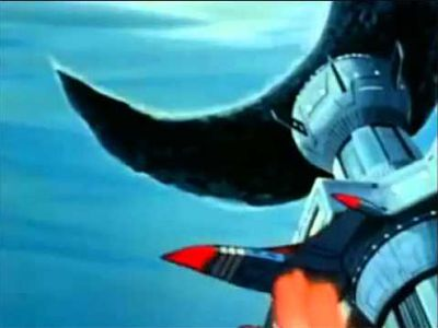 A Whale Joins G-Force
