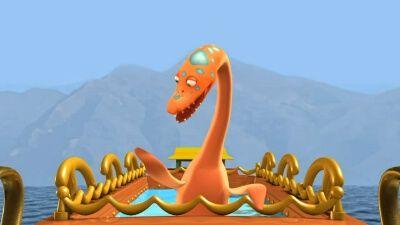 Elmer Elasmosaurus