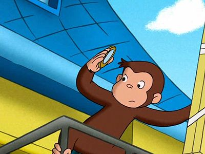 Curious George, Spy Monkey