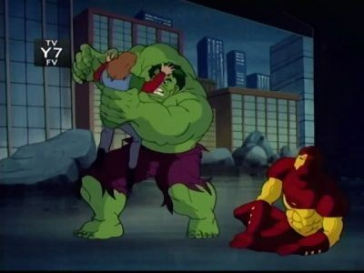 Helping Hand, Iron Fist