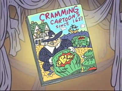Cramming Cartoons Since 1627