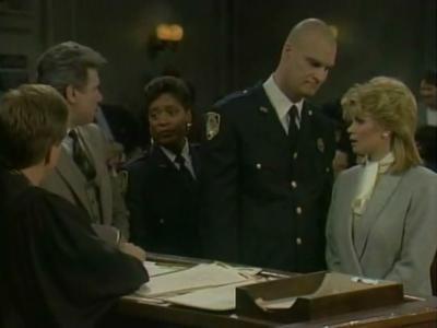 Death of a Bailiff