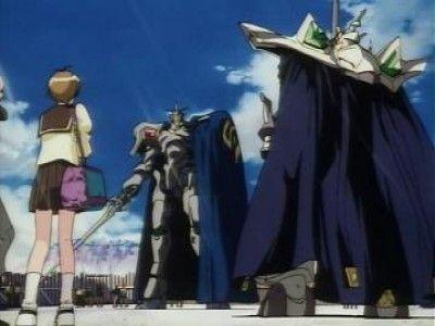 The Gallant Swordsman