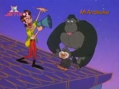 Night of the Gorilla