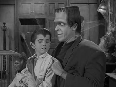 Munsters on the Move