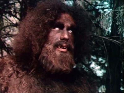 The Secret of Bigfoot (1)