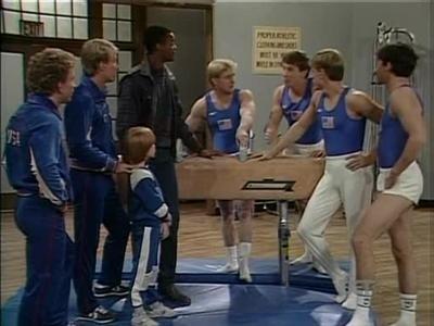 The Gymnasts