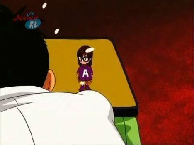 Arale's Missing Thing... / Dekachibi Ray Gun!
