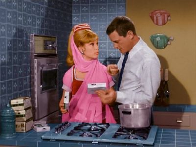 Jeannie and the Marriage Caper