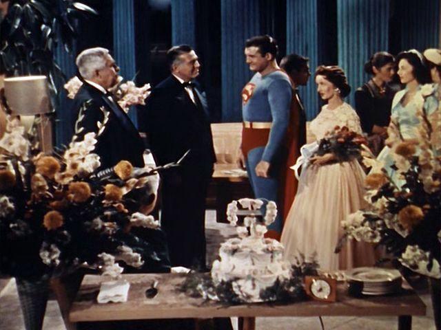 The Wedding of Superman