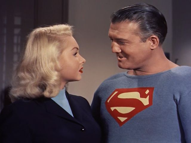 Superman's Wife