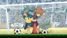 Breakthrough! Ninja Soccer!!
