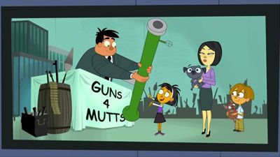 Guns for Mutts