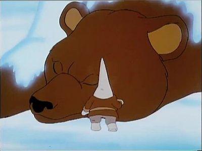 The Siberian Bear