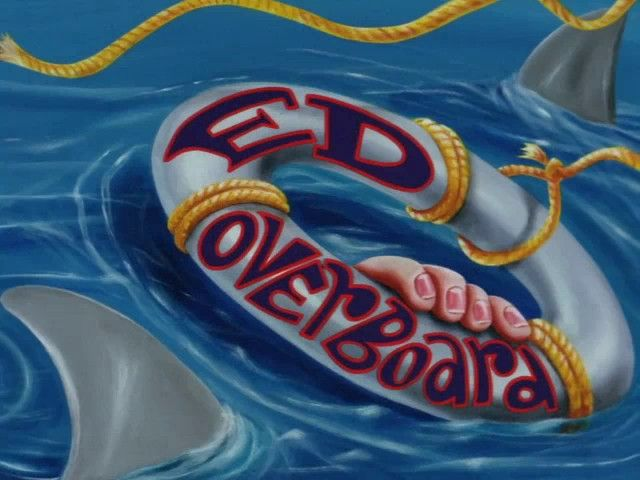 Ed Overboard