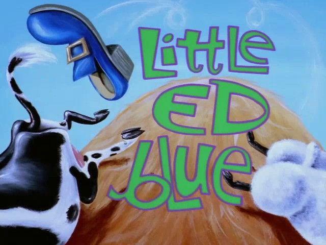 Little Ed Blue