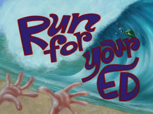 Run for Your Ed