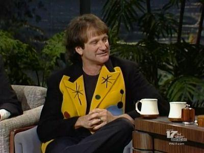 Robin Williams, Jonathan Winters, Park Overall