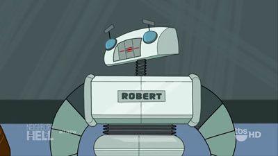 Robert the Insult Weight Loss Robot