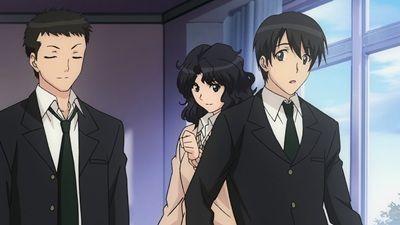 Nanasaki Ai Arc, Chapter 2: Heartbeat