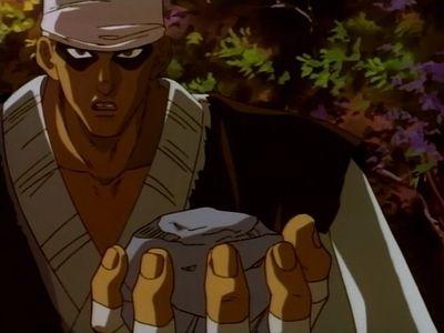 Sanosuke's Secret Training