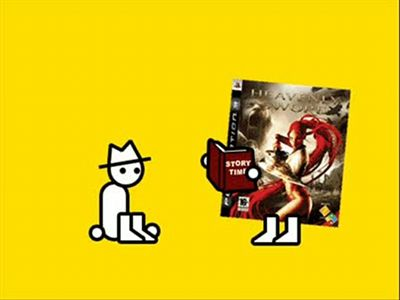 Heavenly Sword and Other Stuff