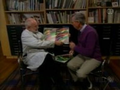 Giving and Receiving: A Visit with Author Eric Carle