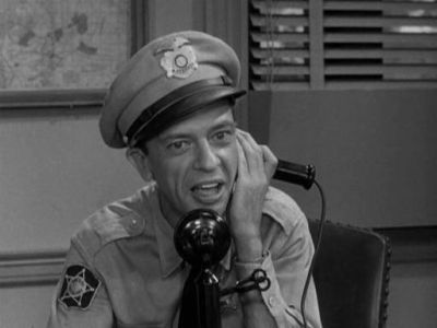 A Black Day for Mayberry