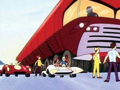 The Race against the Mammoth Car (1)