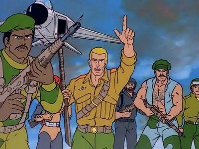 A Real American Hero (1): The Cobra Strikes
